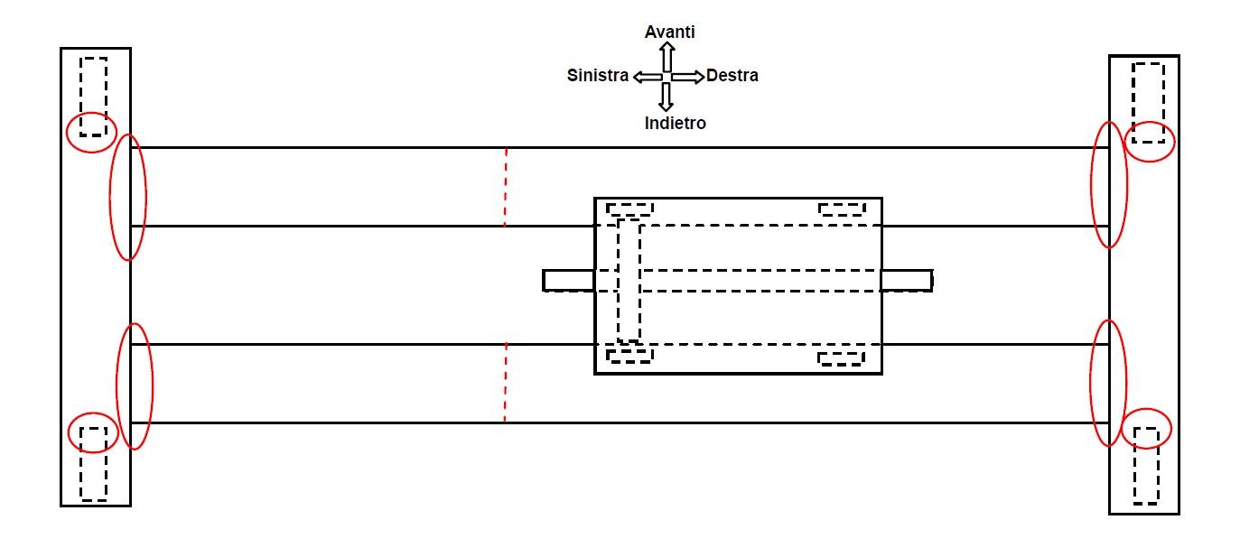 Schema Elettrico Per Carroponte : Vida residual